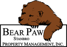 Bear Paw Property Management Logo